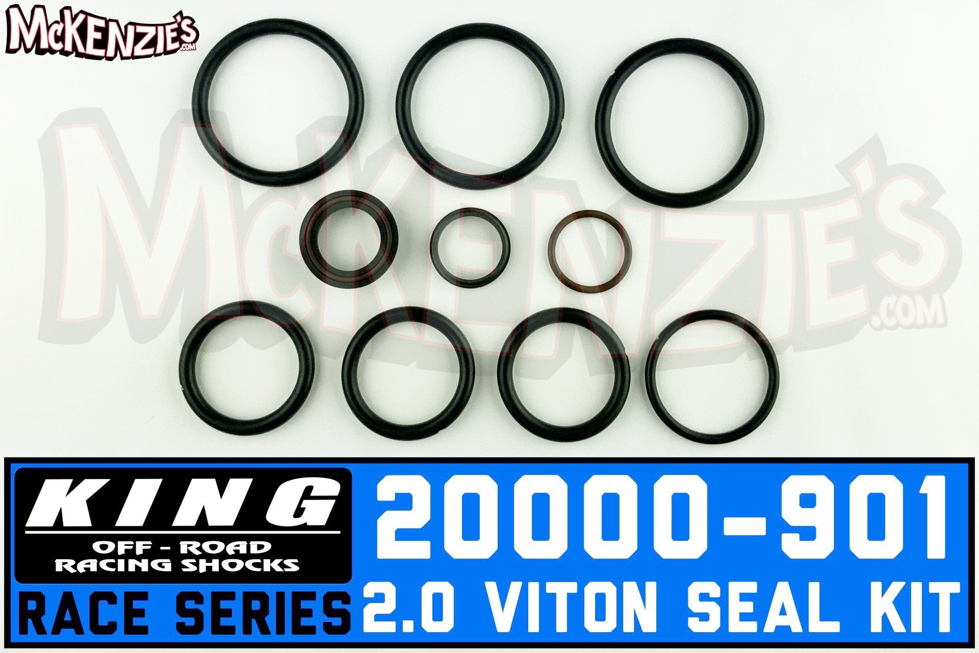 King Shocks 20000-901 | 2 0 Viton Seal Kit | Race Series