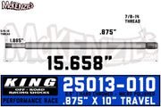 "King 25013-010 | 2.5"" x 7/8 Shaft"