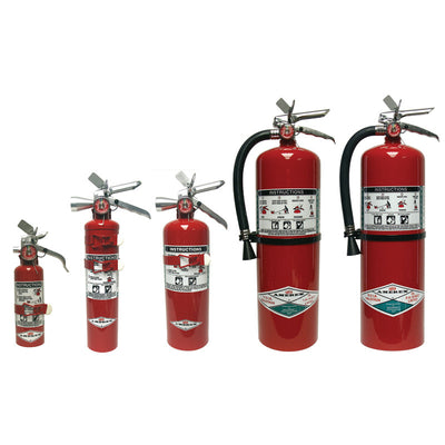 AMEREX ABC Dry Chemical Extinguishers