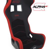 PRP Alpha HC Composite Seat Red