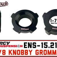 Energy Suspension 15.2111G | 1-7/8 Knobby Grommets
