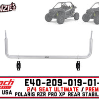 Eibach E40-209-019-01-01 | Rear Stabilizer Bar | Polaris RZR PRO XP 2/4 Seat