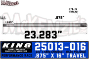 "King 25013-016 | 2.5"" x 7/8 Shaft"