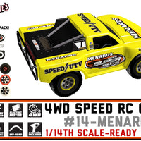 Menards Speed RC Cars