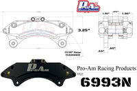 ProAm 6-Piston Caliper 6993N