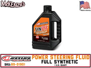 Synthetic Power Steering Fluid | 1 U.S. Quart | Maxima 89-01901