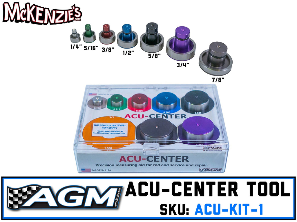 Acu-Center Tool | AGM ACU-KIT-1