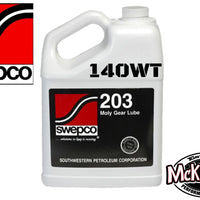 "Swepco ""203"" Gear Oil / Moly"