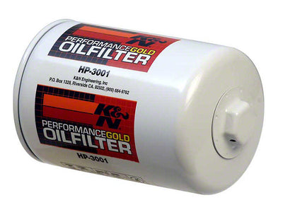K&N HP3001 Oil Filter