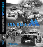 Big Blue M McMillin Book