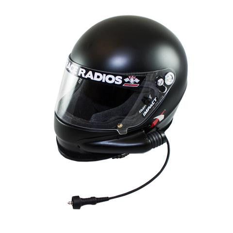 Impact 1320 Side Air - PCI Wired Helmet