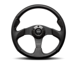 MOMO JET Black Steering Wheel