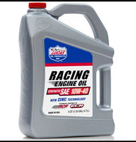 Synthetic 10W-40 Racing Engine Oil - Lucas Oil