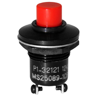 Sealed Momentary Push button Switch - OFF-ON