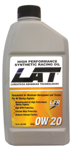LAT Synthetic Racing Oils