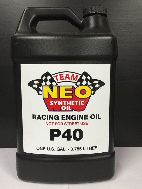 Neo P40 - 40W Synthetic Engine oil