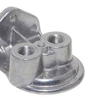 "Perma-Cool Single Filter Mount 1761, 3/8"" NPT Ports up, 3/4""-16 Thread"