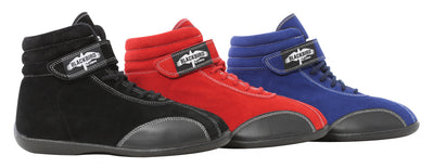 Crow Mid-Top Suede Shoes - SFI 3-3.5