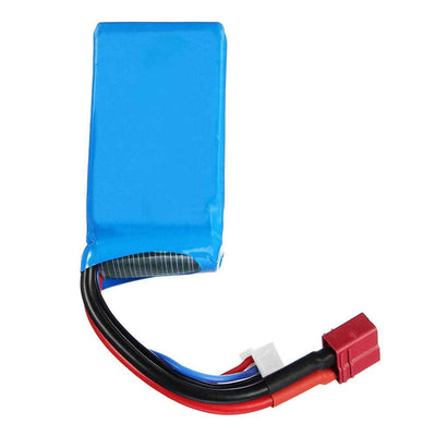 Speed RC Cars | 7.4V 1500mAh 2C 2S Lipo Battery T Plug