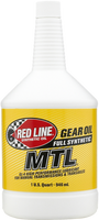 Redline MTL 75W80 GL-4 Gear Oil
