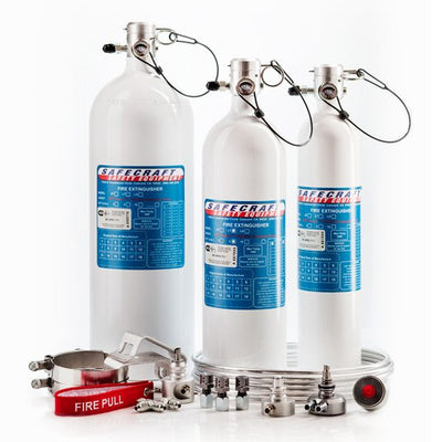 Safecraft Model LT Fire Suppression Systems