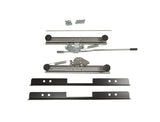 PRP Seat Slider Kit with Angle Mounts