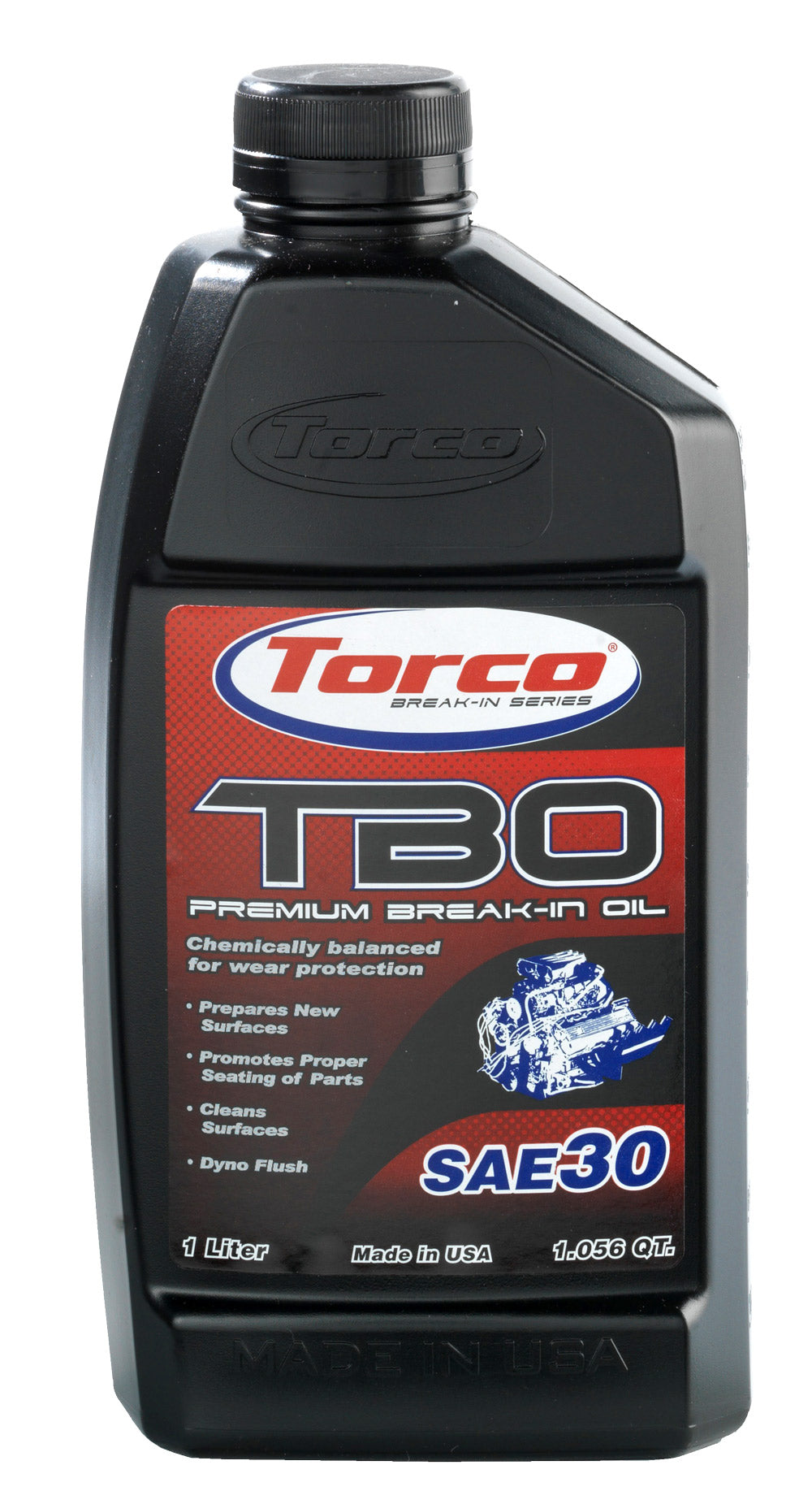 TBO 30WT Engine Break in Oil - Torco Racing