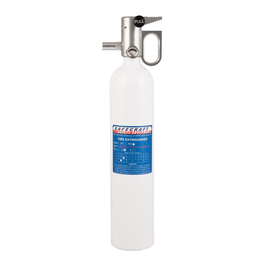 Safecraft Model PB3 / PB5 Portable Extinguishers