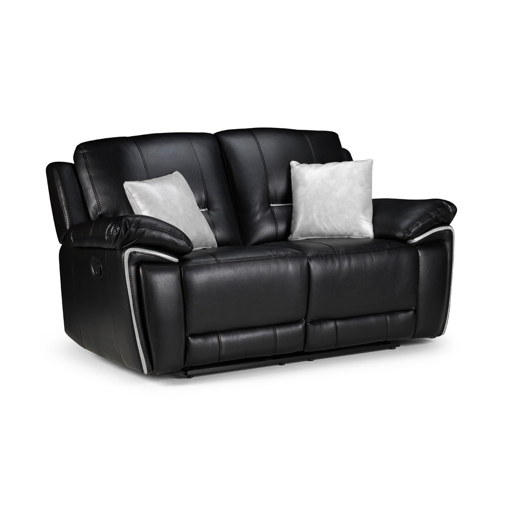Henry 2 Seater Electric Maual Reclining Sofa The