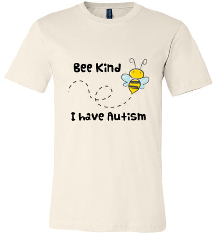 Bee Kind I have Autism Women's T Shirt