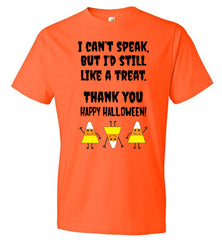 Nonverbal Halloween Autism Trick or Treat T Shirt
