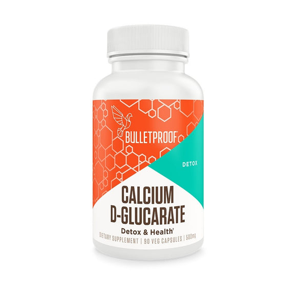 Calcium D-Glucarate Capsules 90 CT
