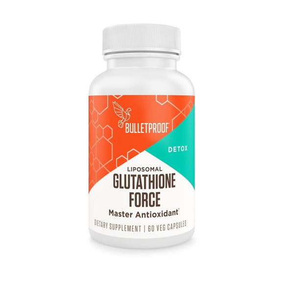 Glutathione Force - 60 CT