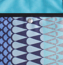 Boatgirl Boat Girl Weekender Bag Pocket Detail - Aruba