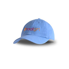 Boatgirl Boat Girl Washed Chino Cap Sky Blue