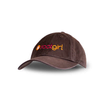 Boatgirl Boat Girl Washed Chino Cap Coffee