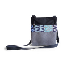 Boatgirl Boat Girl Hip Bag Smoke Sunbrella Indigo