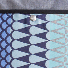 Boatgirl Boat Girl Day Tripper Bag - Smoke Pocket Detail