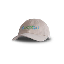Boatgirl Boat Girl Washed Chino Cap Stone