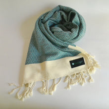 Boatgirl Diamond Turkish Towel