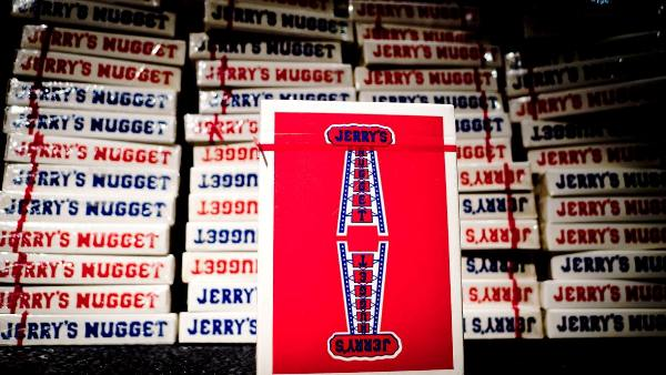 The Case of the Missing 40,000 Jerry Nugget Decks: A Detective Story