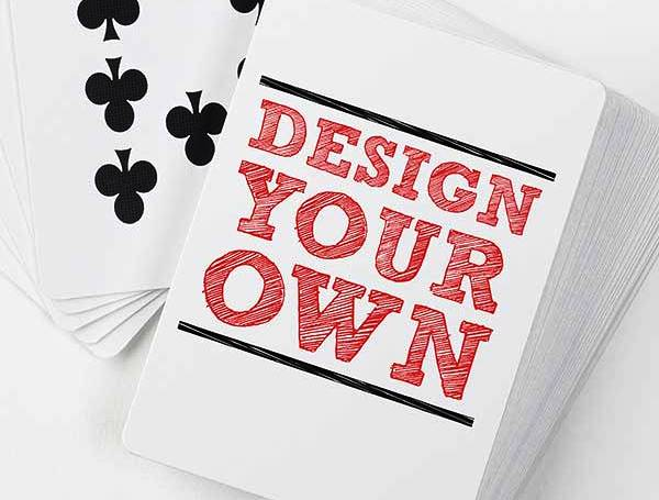 How to Create Your Own Deck of Playing Cards