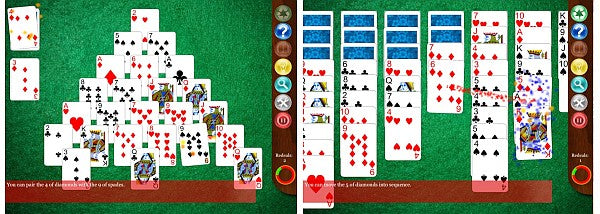 The Best iPad and iPhone Apps for Playing Solitaire