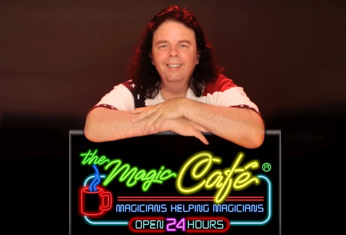 Interview on Magic with Collector & Magician Steve Brooks (The Magic Cafe)
