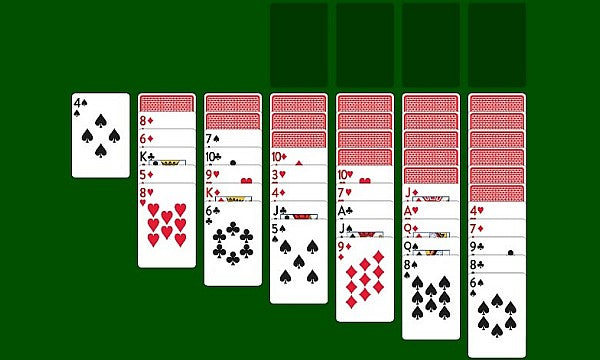 Popular Builder Solitaire Card Games