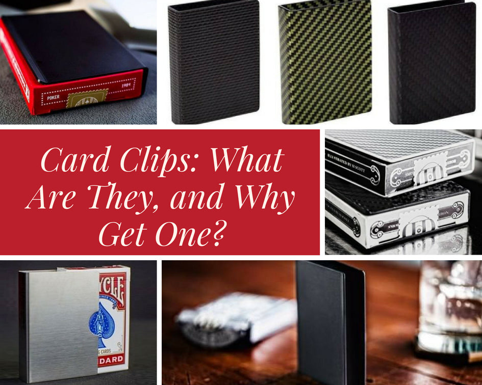 Card Clips: What Are They, and Why Get One?