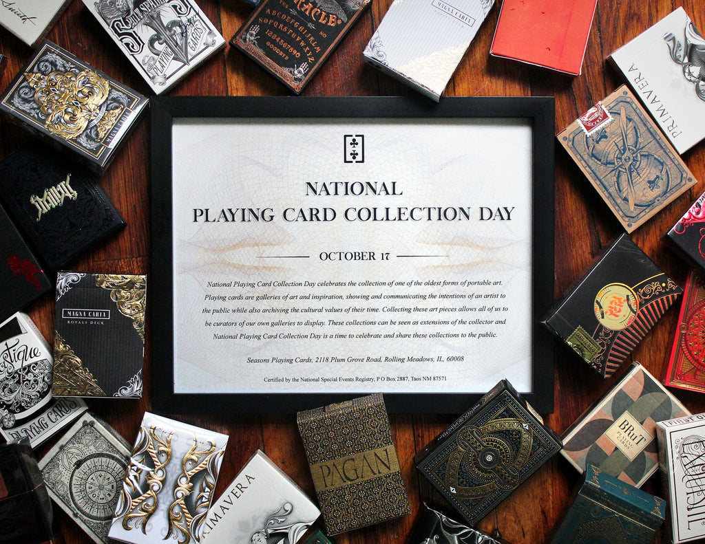The National Playing Card Collection Day Decks