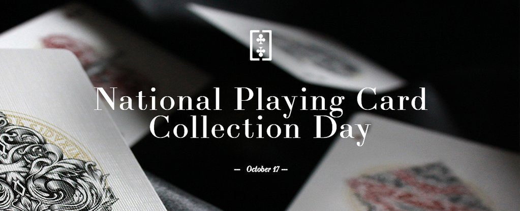 Portfolio52 and the National Playing Card Collection Day