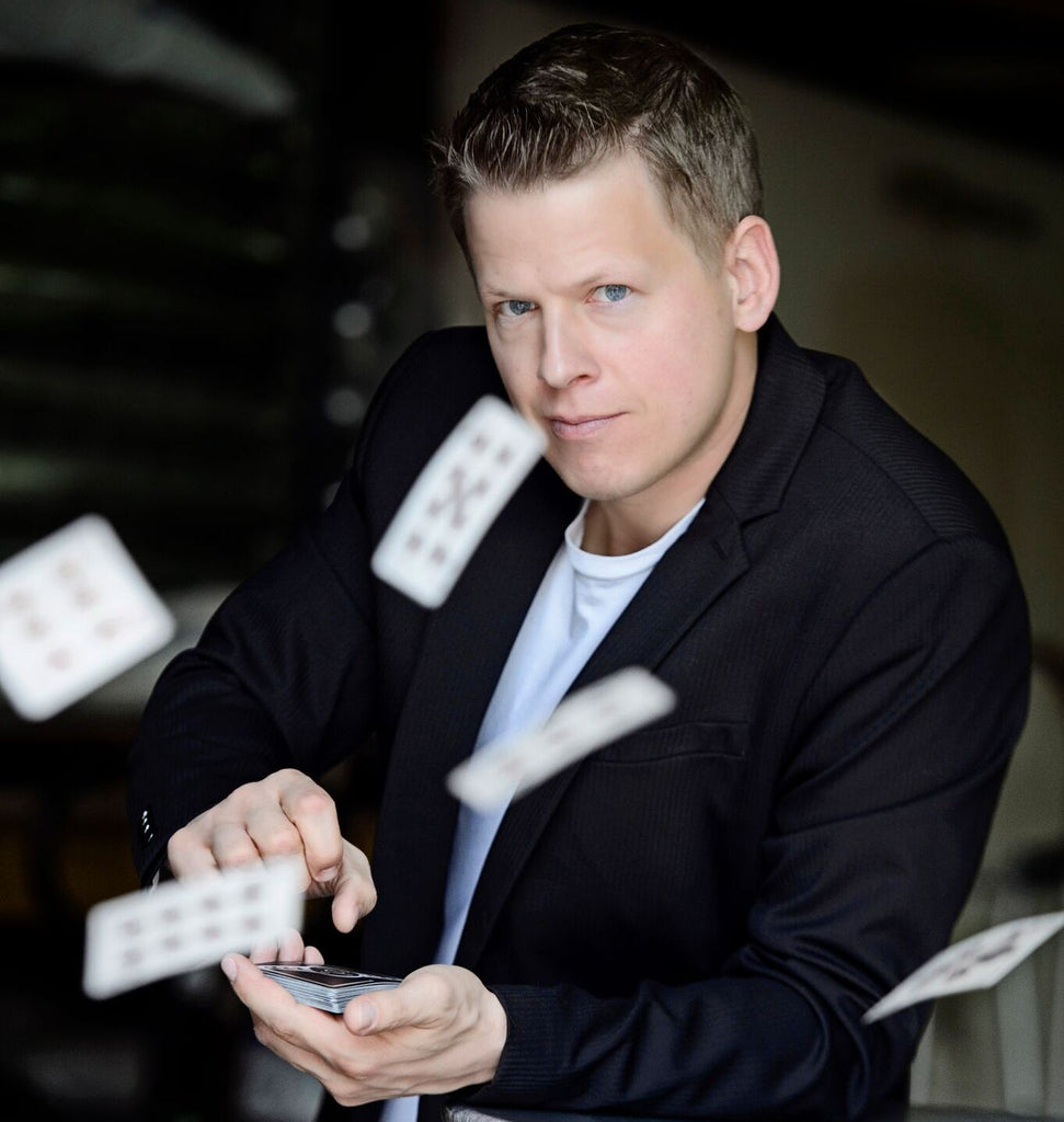 Interview with Card Thrower & Magician Rick Smith Jr