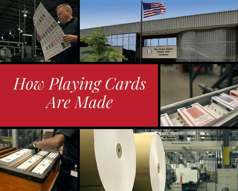 How Playing Cards Are Made